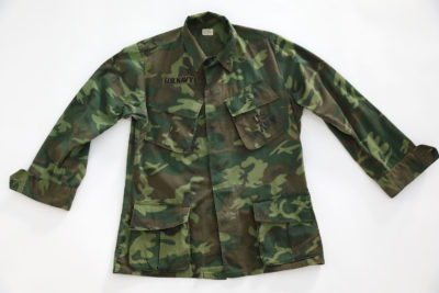 US NAVY SEAL ERDL JUNGLE JACKET VIETNAM WAR