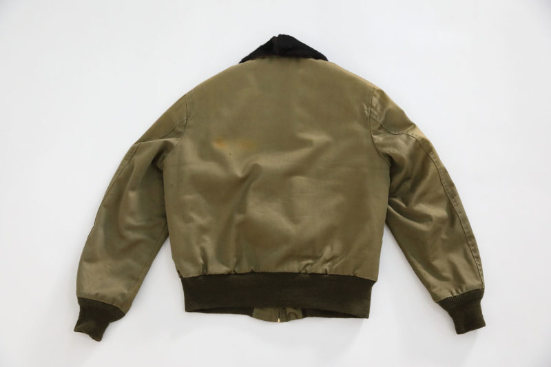 WW2 U.S NAVY B.15 FLIGHT JACKET