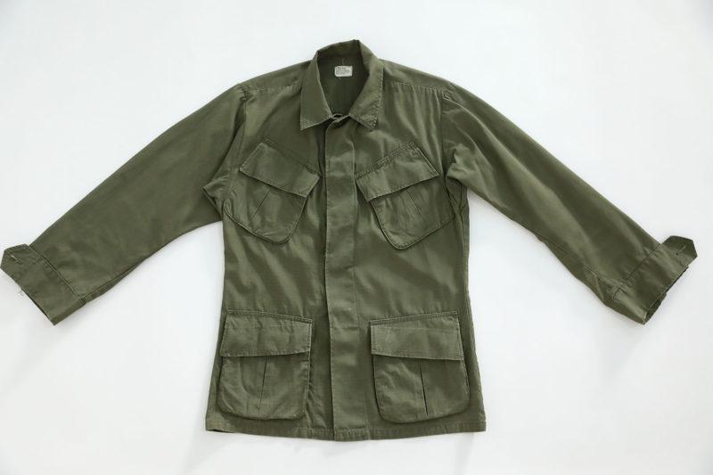 JUNGLE JACKET VIETNAM WAR