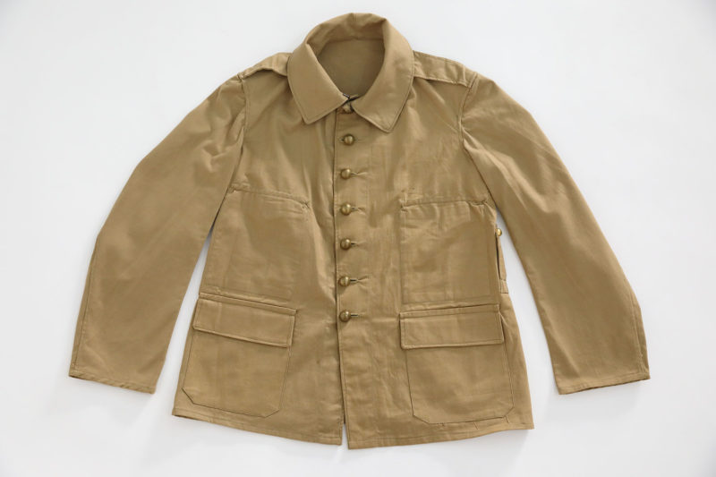 "FRENCH ARMY JACKET ""PALETOT"" MODEL 1921-1935 1er ZOUAVE"