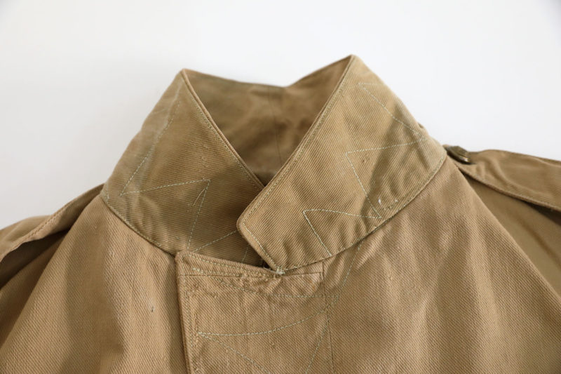 """INDOCHINA WAR FRENCH ARMY JACKET """"TROUPES COLONIALES"""" 1945 / 1949"""