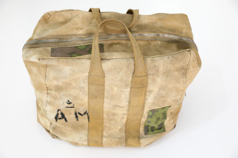 WW2 R.A.F AVIATOR KIT BAG POW