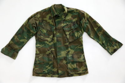 ERDL JUNGLE JACKET VIETNAM WAR