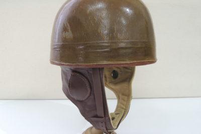 MOTORCYCLE HELMET BELGIUM ARMY 1952